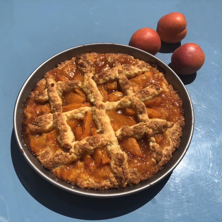 A Rustic Italian Crostata